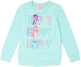 Jerry Leigh My Little Pony 'Happy Happy Happy' Pullover - Girls