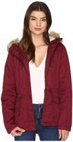 Only Kate Short Canvas Parka