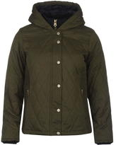 Soul Cal SoulCal Luxe Padded Jacket Ladies