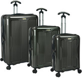 Prokas Ultimax 100% Polycarbonate 3Pc Spinner Luggage Set