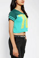 Urban Outfitters Project Social 78 Cropped Tee