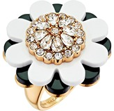 Kate Spade Shadow Blossoms Ring