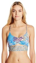 Maaji Women's Glacier Roads Bikini Top with Soft Cups