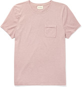 Oliver Spencer - Envelope Slim-fit Cotton-jersey T-shirt