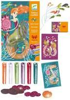 Djeco Mermaid Glitter Kit