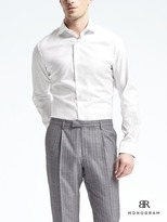 Banana Republic Monogram Grant-Fit French-Cuff Shirt