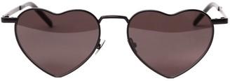Saint Laurent Loulou Sl 301 Metal Sunglasses