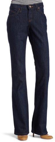 Wrangler Juniors' Cash Wild Blue Reins Vented Boot Cut Jean