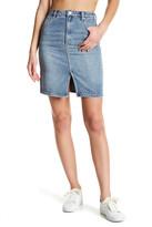 Rolla's Denim Pencil Skirt