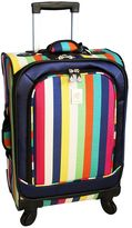 Jenni Chan Multi Stripes 360 Quattro 21-Inch Spinner Carry-On