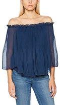 Romeo & Juliet Couture Women's Rj42060 Casual Shirt