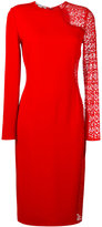 Stella McCartney fitted dress - women - Spandex/Elastane/Acetate/Viscose - 42