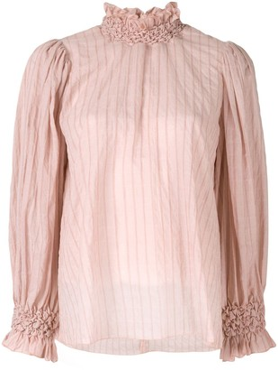 Karen Walker Theon blouse