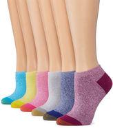 Gold Toe 6pk Cushion Liner Socks