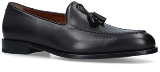 Ermenegildo Zegna Leather Tassel Loafers