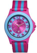 Crayo Carnival Nylon-band Watch.