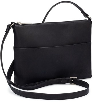 Le Donne Leather Crossbody Bag - Mallory