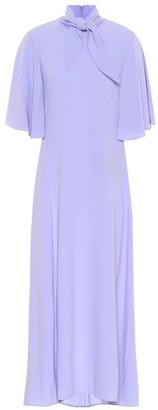 Ellery Marrakesh crepe midi dress