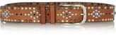 Isabel Marant Elvis studded leather belt