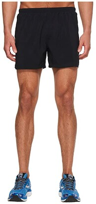Brooks Sherpa 5 Shorts (Black) Men's Shorts
