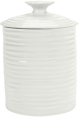 Sophie Conran White Porcelain Storage Jar - Medium