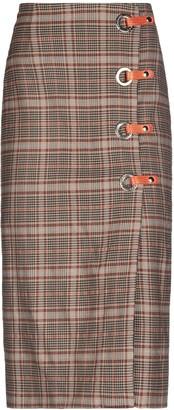 FONTANA COUTURE 3/4 length skirts