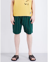 Vivienne Westwood Samurai Wool Shorts