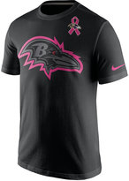 Nike Men's Baltimore Ravens BCA Travel Shirt