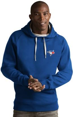 Antigua Men's Toronto Blue Jays Victory Pullover Hoodie