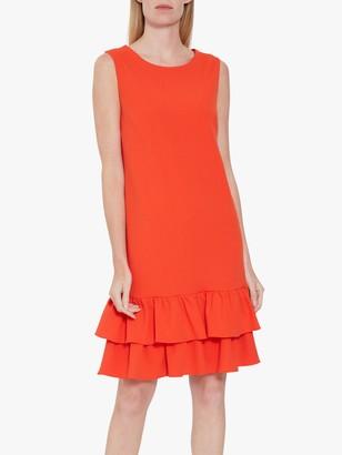Gina Bacconi Inaya Crepe Dress