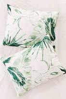 Urban Outfitters Expressive Palms Sham Set