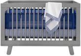 BreathableBaby 3-Piece Bedding Set in Navy