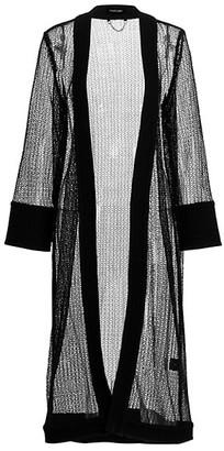 Rachel Comey Guipere Mesh Kimono Duster