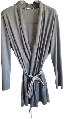 Fabiana Filippi Grey Cotton Knitwear for Women