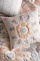 Anthropologie Pilar Euro Sham