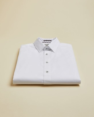 Ted Baker Cotton Oxford Shirt
