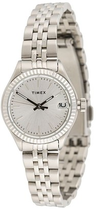 Timex Waterbury 24mm SST Case Silver-tone Dial