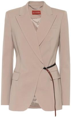 Altuzarra Irving stretch-wool blazer