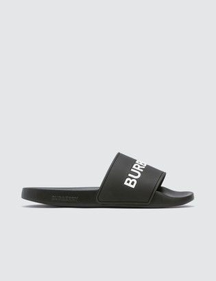 Burberry Kingdom Motif Sliders