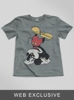 Junk Food Clothing Toddler Boys Mickey Tee-steel-2t