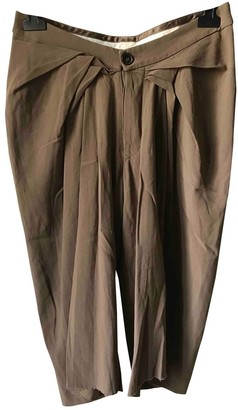 Rick Owens Other Viscose Trousers