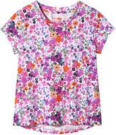 Joe Fresh Toddler Girls' Floral Top, Pink (Size 2)
