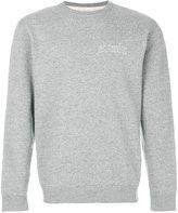 Edwin printed slogan sweatshirt