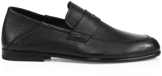 Harry's of London Edward Leather Penny Loafers
