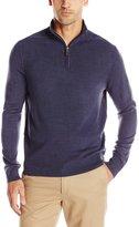 Dockers 1/4 Zip Long Sleeve Soft Acrylic Sweater