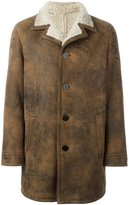 Neil Barrett shearling coat - men - Lamb Skin/Lamb Fur - L