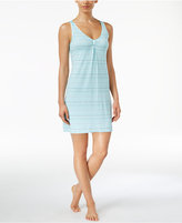 Alfani Loop-Front Printed Knit Chemise, Only at Macy's