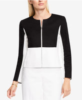 Vince Camuto Cropped Moto Jacket