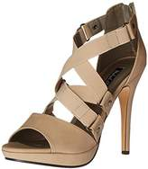 Michael Antonio Women's Lyrick Platform dress Sandal
