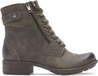 Cobb Hill Alessia Bethany 2 Leather Combat Boots